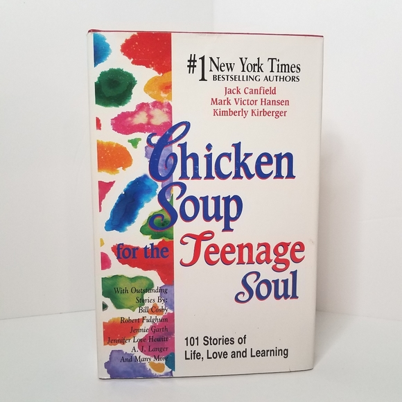 Chicken Soup for the Teenage Soul Hardcover